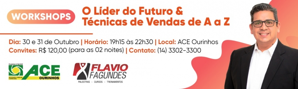 Workshops Flavio Fagundes