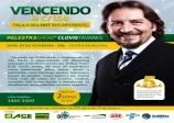 ACE traz para Ourinhos palestra show Vencendo a Crise, com Clóvis Tavares