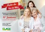Sorteio do Dia das Mães será no próximo dia 15