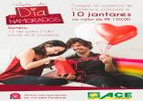 Comércio prepara ação especial para o Dia dos Namorados