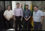 Representantes da ACE e SEBRAE assumem parceria com o Poder Legislativo