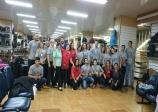 Colaboradores da Nunes Magazine realizam ação social em prol do Hospital do Câncer