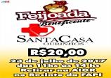 Santa Casa de Ourinhos realiza Feijoada Beneficente