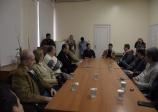 Representantes da ACEO se reúnem com prefeito sobre mudanças na Cardoso Ribeiro