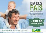Campanha e horário especial são atrativos do comércio para o Dia dos Pais