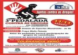 CR de Ourinhos realizará a 3ª Pedalada Contra as Drogas neste sábado.