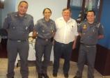 ACE e Polícia Militar planejam segurança no comércio para dezembro