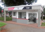 Base Comunitária da PM na Praça Mello Peixoto é restaurada