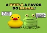 JUROS ALTOS Fiesp organiza invasão de sapos na Paulista.