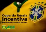 Copa da Rússia incentiva produção e venda de tvs.