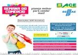 Sebrae e ACE lançam projeto de Incremento às vendas de Natal