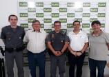 Polícia Militar e ACE se articulam para fortalecer segurança no final de ano