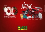 NATAL DE PRÊMIOS-ACE realizará sorteio do Ford Ka dia 23 de dezembro na praça