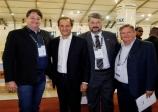 Dirigentes ourinhenses prestigiam competição internacional de ensino profissionalizante