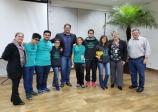 EDUCAÇÃO & TECNOLOGIA ACE recepciona alunos do SESI da Robótica premiados na Turquia