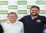 Diógenes Corrêa Leite entrega presidência da ACE ao engenheiro e empresário Robson Martuchi