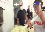 SESI completa uma semana de distribuição  gratuita de 36 mil refeições em Ourinhos