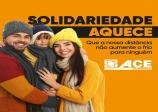 Campanha da ACE pela doação de agasalhos começou nesta quarta, 17