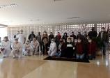 SESI entrega cobertores a entidades assistenciais de Ourinhos e região