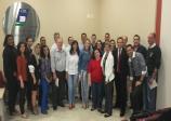 Colaboradores da ACE participam de reunião de trabalho em Bauru