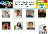 Alunos do SESI Ourinhos conquistam 2º lugar em Olimpíada Brasileira de Robótica