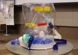 Capacetes comprados por empresários para evitar UTI e intubação chegaram a Ourinhos