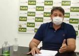 Martuchi pede a prefeito para comércio abrir das 9h às 17h a partir de segunda