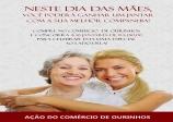 Sorteio do Dia das Mães será realizado no dia 10